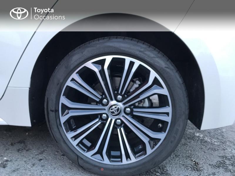 Toyota Corolla 122h Design MY20 Blanc occasion à Albi - photo n°16