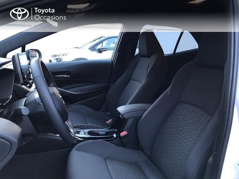 Toyota Corolla 122h Design MY20 Blanc occasion à Albi - photo n°11