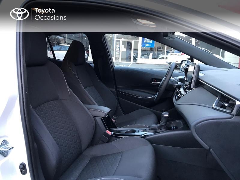 Toyota Corolla 122h Design MY20 Blanc occasion à Albi - photo n°6