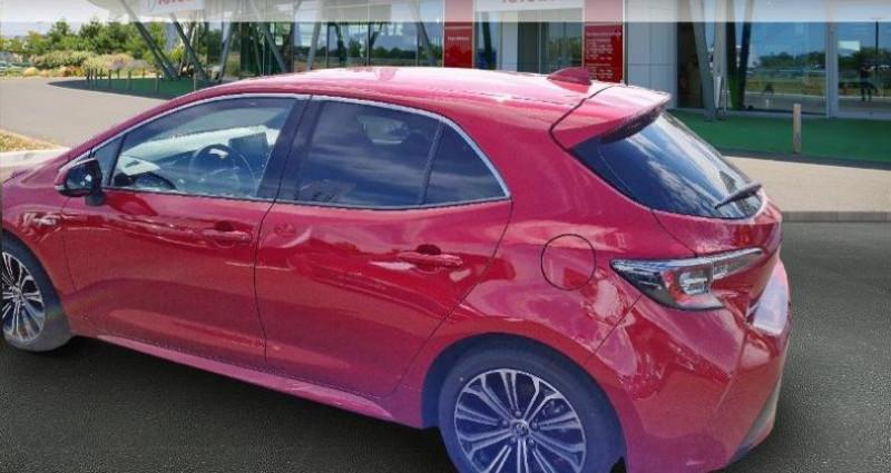 Toyota Corolla 122h Design MY21 Rouge occasion à Hoenheim - photo n°2