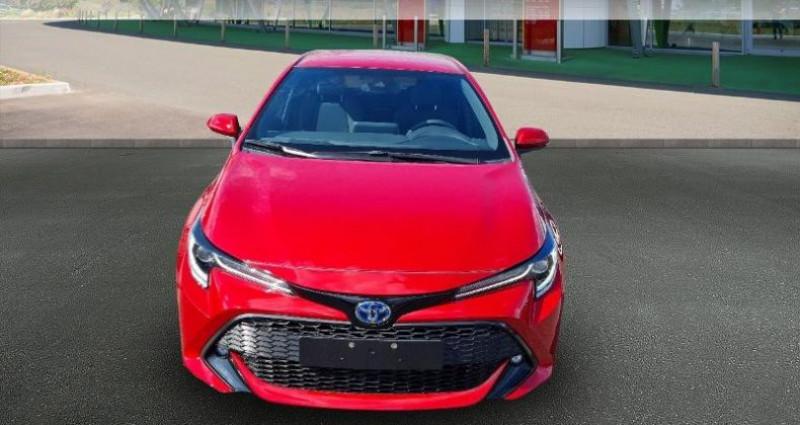 Toyota Corolla 122h Design MY21 Rouge occasion à Hoenheim - photo n°5