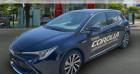 Toyota Corolla 122h Design MY21 Bleu à Dieppe 76
