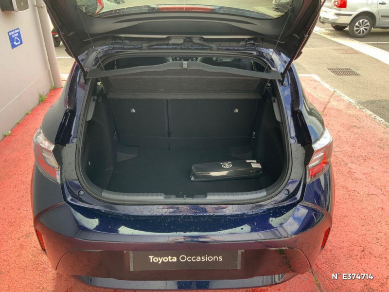 Toyota Corolla 122h Design MY21 Bleu occasion à Rivery - photo n°14