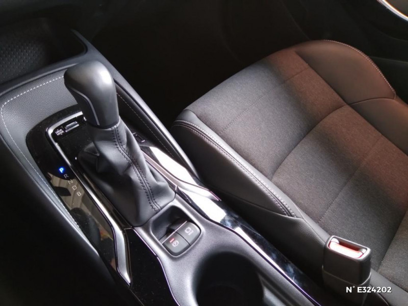 Toyota Corolla 122h Design MY21 Blanc occasion à Jaux - photo n°15