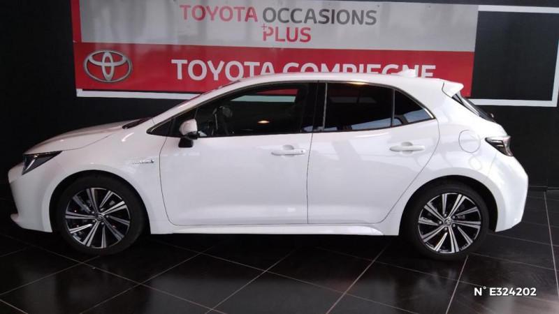 Toyota Corolla 122h Design MY21 Blanc occasion à Jaux - photo n°8