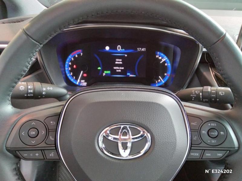 Toyota Corolla 122h Design MY21 Blanc occasion à Jaux - photo n°12