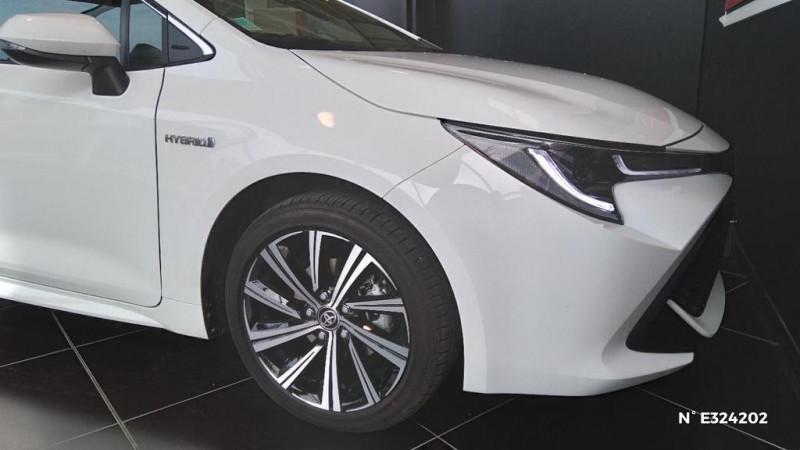 Toyota Corolla 122h Design MY21 Blanc occasion à Jaux - photo n°9