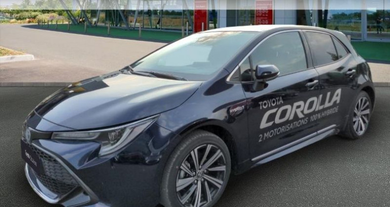 Toyota Corolla 122h Design Bleu occasion à Saint-saulve