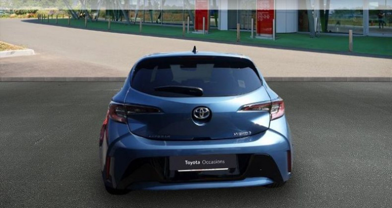 Toyota Corolla 122h Design Bleu occasion à Saint-saulve - photo n°4