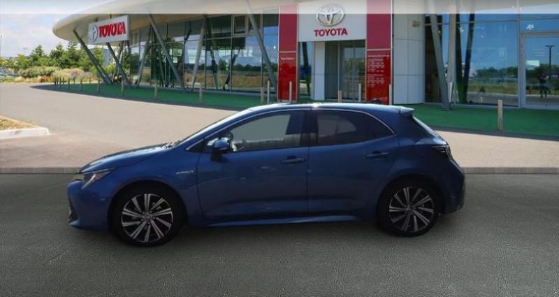 Toyota Corolla 122h Design Bleu occasion à Saint-saulve - photo n°3
