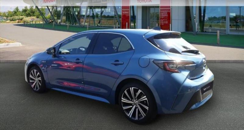 Toyota Corolla 122h Design Bleu occasion à Saint-saulve - photo n°2