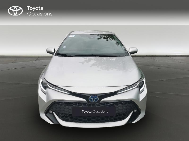 Toyota Corolla 122h Design  occasion à Magny-les-Hameaux - photo n°5