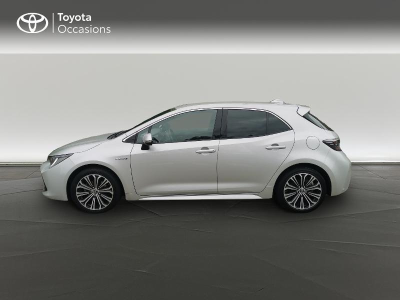 Toyota Corolla 122h Design  occasion à Magny-les-Hameaux - photo n°3