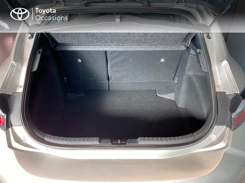 Toyota Corolla 122h Dynamic Gris occasion à LANESTER - photo n°15
