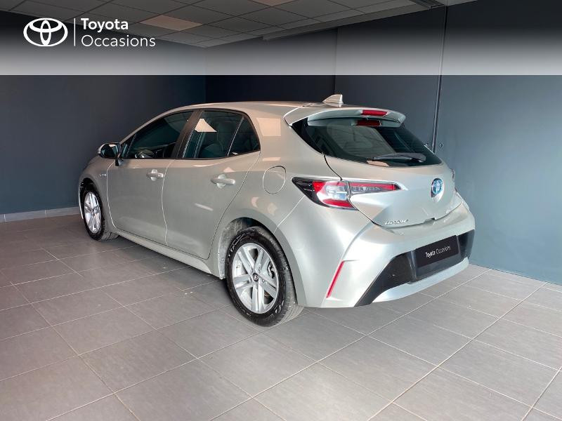 Toyota Corolla 122h Dynamic Gris occasion à LANESTER - photo n°2
