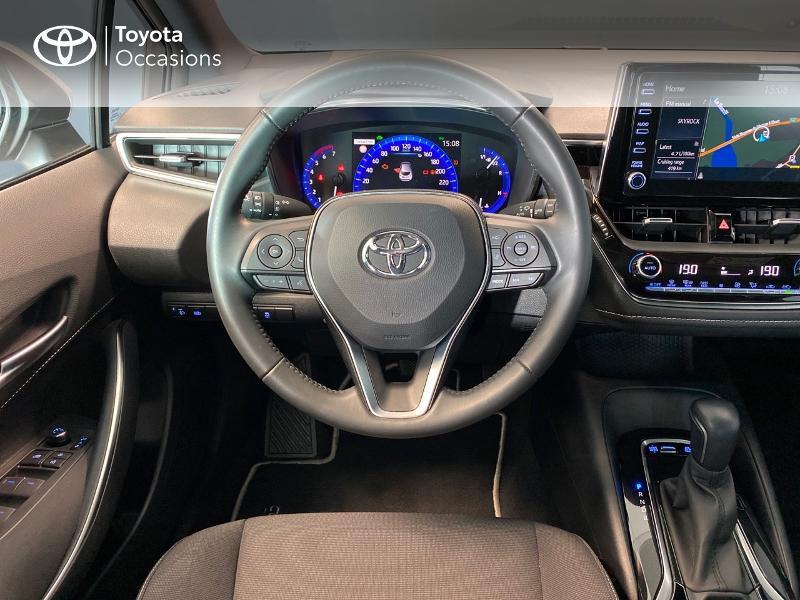 Toyota Corolla 122h Dynamic Gris occasion à LANESTER - photo n°6