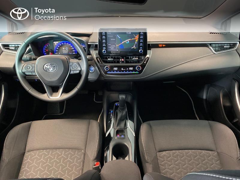 Toyota Corolla 122h Dynamic Gris occasion à LANESTER - photo n°5