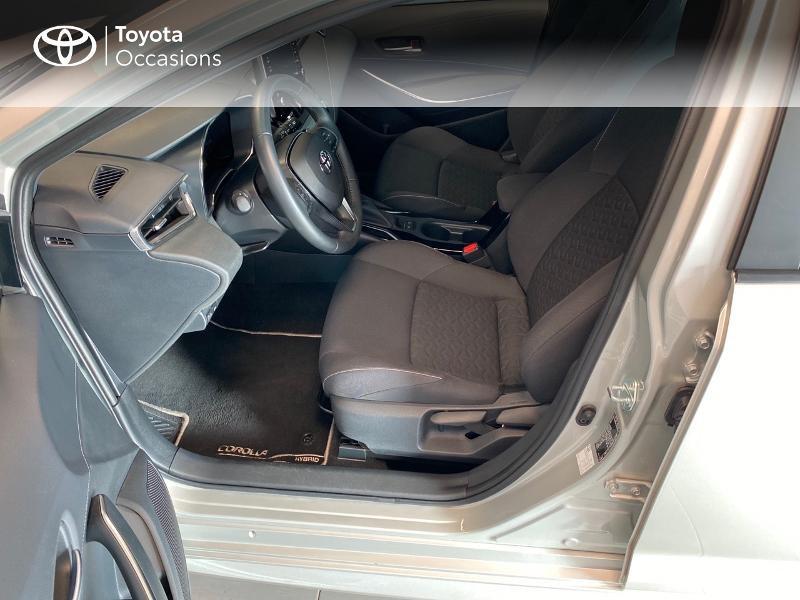 Toyota Corolla 122h Dynamic Gris occasion à LANESTER - photo n°13