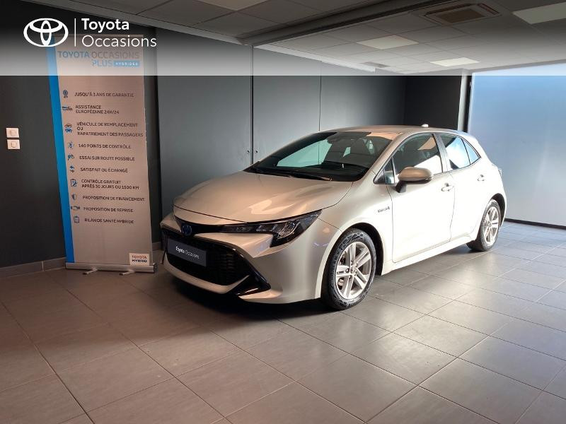Toyota Corolla 122h Dynamic Gris occasion à LANESTER