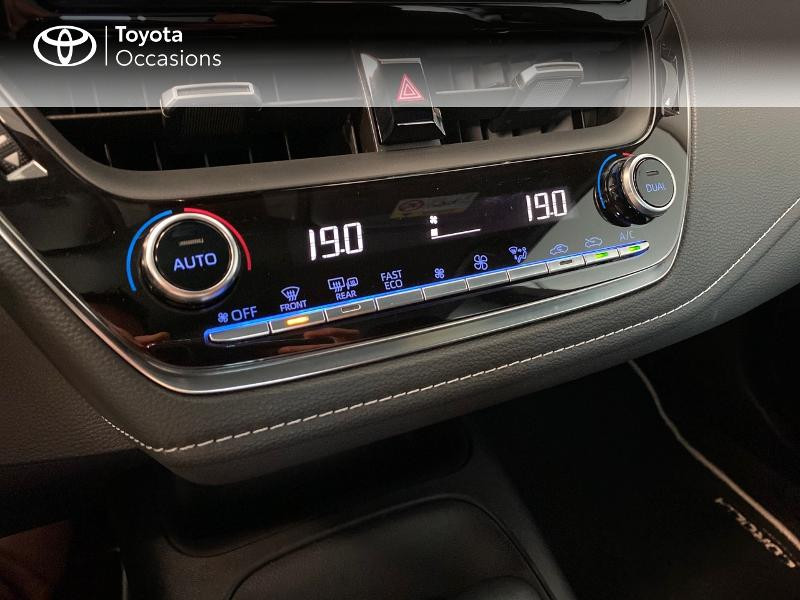 Toyota Corolla 122h Dynamic Gris occasion à LANESTER - photo n°11