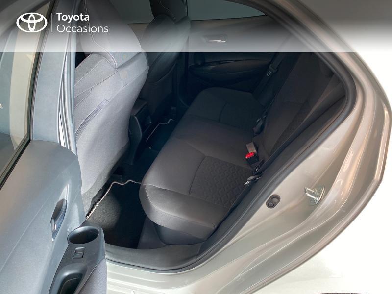 Toyota Corolla 122h Dynamic Gris occasion à LANESTER - photo n°14