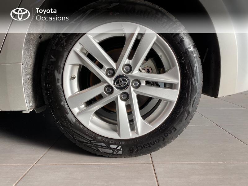 Toyota Corolla 122h Dynamic Gris occasion à LANESTER - photo n°4