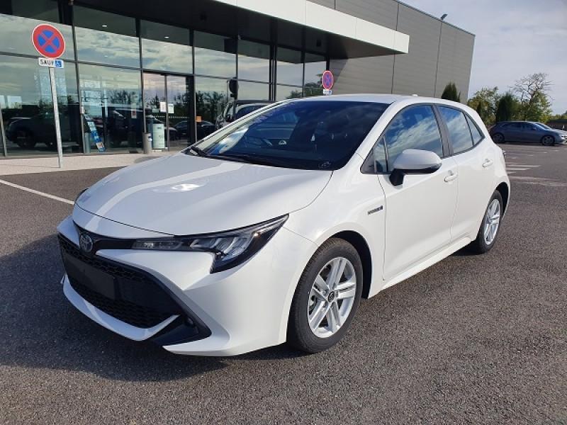 Toyota Corolla 122H DYNAMIC Blanc occasion à Albi