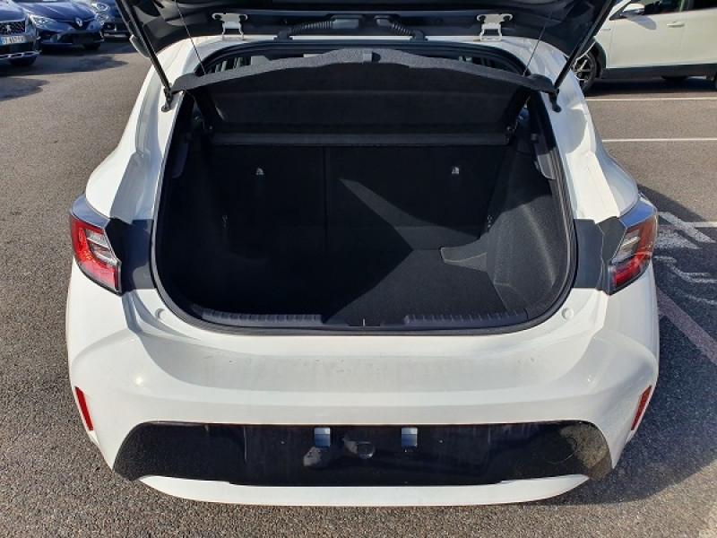 Toyota Corolla 122H DYNAMIC Blanc occasion à Albi - photo n°8