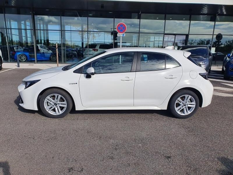 Toyota Corolla 122H DYNAMIC Blanc occasion à Albi - photo n°3