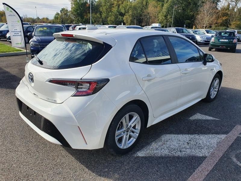 Toyota Corolla 122H DYNAMIC Blanc occasion à Albi - photo n°6