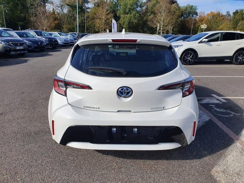Toyota Corolla 122H DYNAMIC Blanc occasion à Albi - photo n°5
