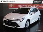 Toyota Corolla 122h Dynamic Blanc à Jaux 60