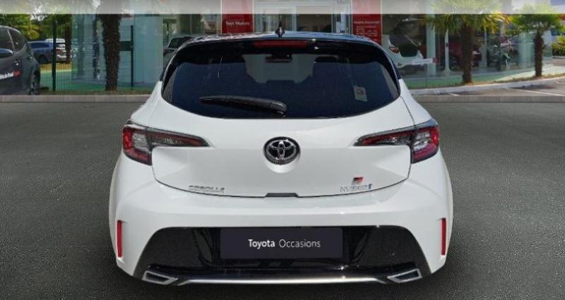 Toyota Corolla 122h GR Sport MY21  occasion à Dieppe - photo n°4