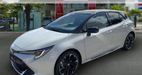 Toyota Corolla occasion 2021 mise en vente à Dieppe par le garage TOYS MOTORS DIEPPE - photo n°1