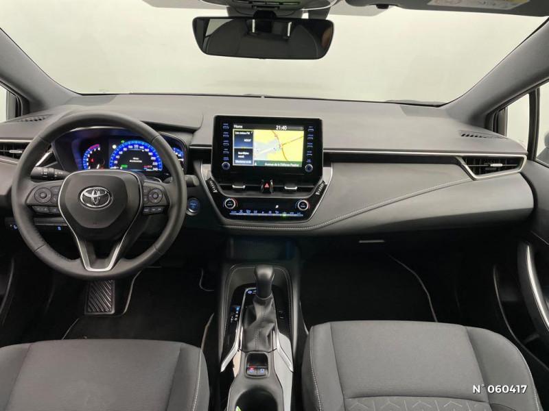 Toyota Corolla 184h Design Gris occasion à Rivery - photo n°10