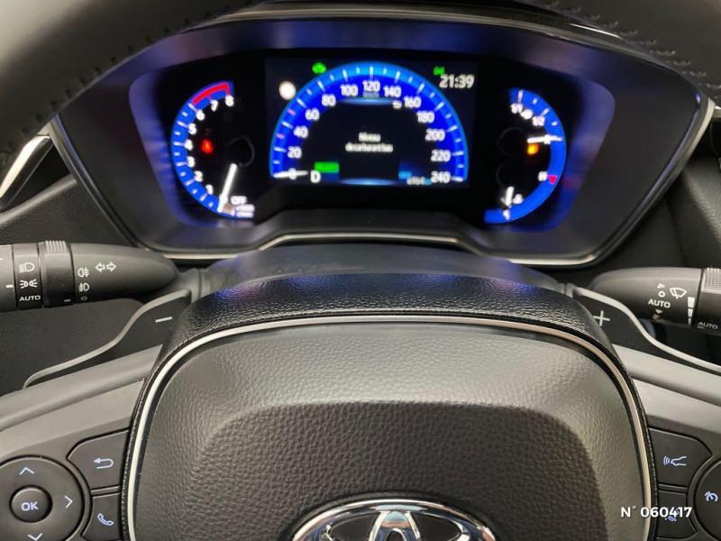 Toyota Corolla 184h Design Gris occasion à Rivery - photo n°15