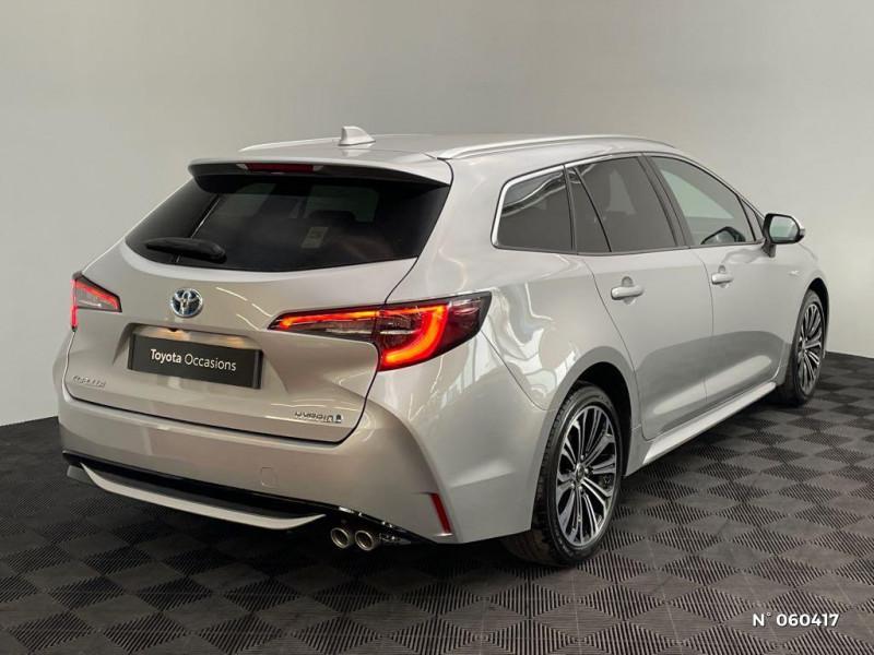 Toyota Corolla 184h Design Gris occasion à Rivery - photo n°6