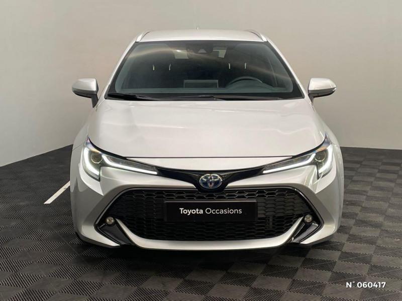 Toyota Corolla 184h Design Gris occasion à Rivery - photo n°2