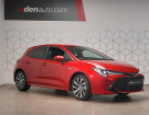 Toyota Corolla Corolla Hybride 122h Design 5p Rouge à PERIGUEUX 24