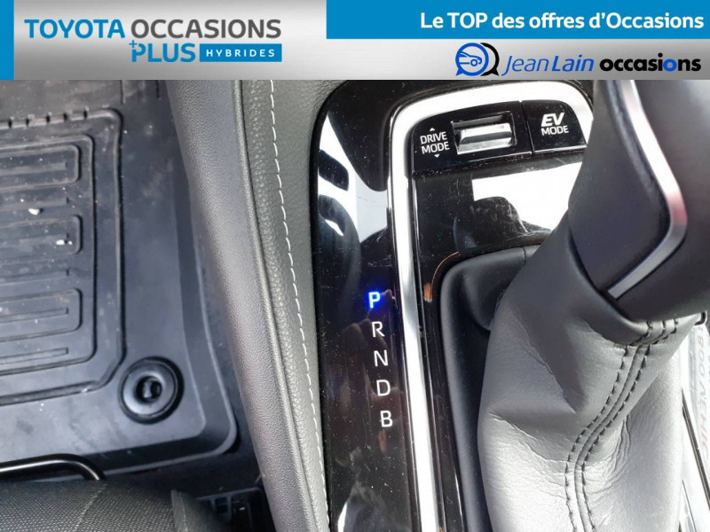 Toyota Corolla Corolla Touring Sports Hybride 122h Design 5p Marron occasion à Crolles - photo n°13