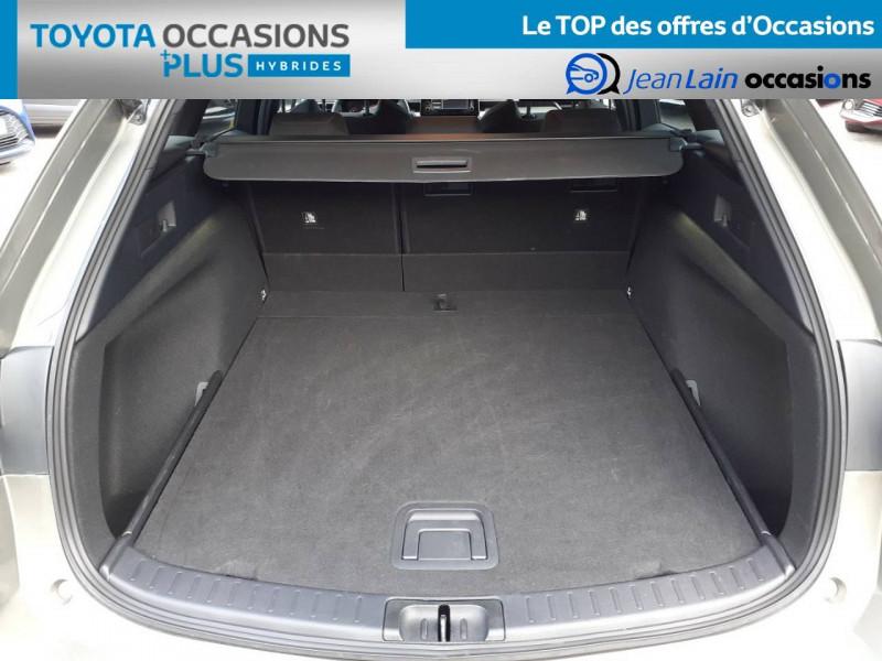Toyota Corolla Corolla Touring Sports Hybride 122h Design 5p Marron occasion à Crolles - photo n°10