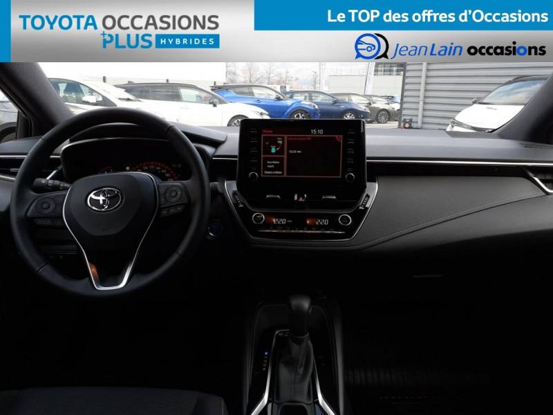 Toyota Corolla Corolla Touring Sports Hybride 122h Design 5p Marron occasion à Crolles - photo n°18