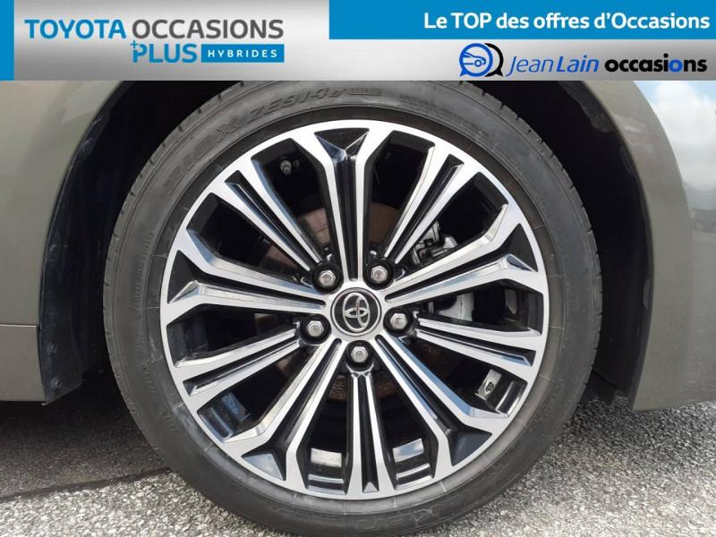Toyota Corolla Corolla Touring Sports Hybride 122h Design 5p Marron occasion à Crolles - photo n°9