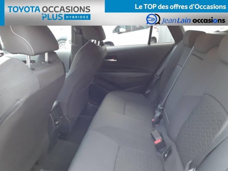 Toyota Corolla Corolla Touring Sports Hybride 122h Design 5p Marron occasion à Crolles - photo n°17