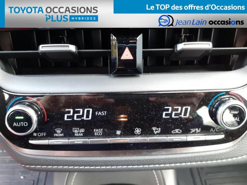 Toyota Corolla Corolla Touring Sports Hybride 122h Design 5p Marron occasion à Crolles - photo n°14