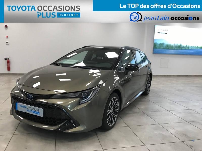 Toyota Corolla Corolla Touring Sports Hybride 122h Design 5p Marron occasion à Voiron