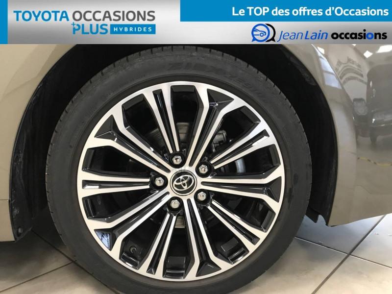 Toyota Corolla Corolla Touring Sports Hybride 122h Design 5p Marron occasion à Voiron - photo n°9