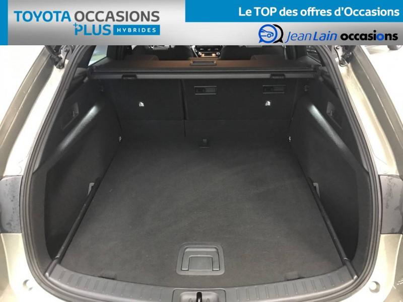 Toyota Corolla Corolla Touring Sports Hybride 122h Design 5p Marron occasion à Voiron - photo n°10