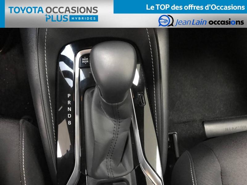 Toyota Corolla Corolla Touring Sports Hybride 122h Design 5p Marron occasion à Voiron - photo n°14