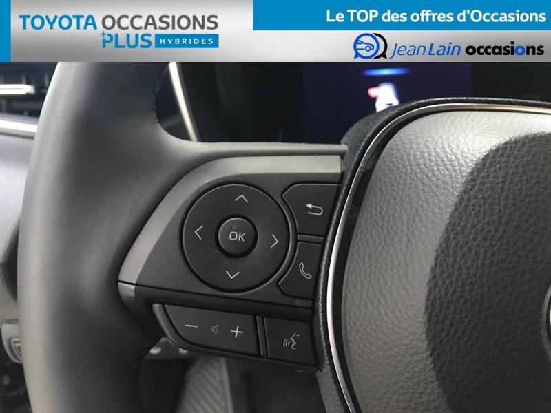 Toyota Corolla Corolla Touring Sports Hybride 122h Design 5p Marron occasion à Voiron - photo n°12